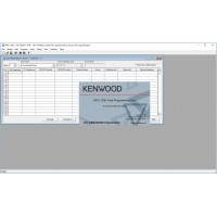 KENWOOD KPG-135D v2.20 Programming Software