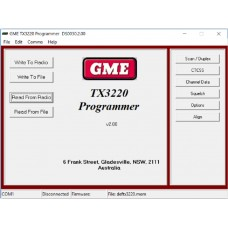 GME TX3220 v2.00 Dealer Programming Software