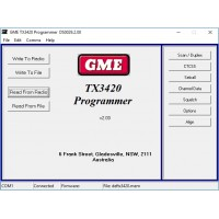GME TX3420 v2.00 Dealer Programming Software