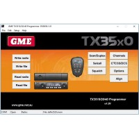 GME TX3510/TX3520/TX3540 v1.01 Dealer Programming Software