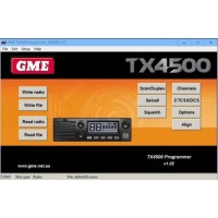 GME TX4500 v2.00 Dealer Programming Software