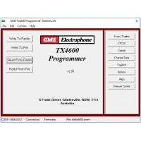 GME TX4600 v2.00 Dealer Programming Software
