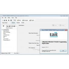 TAIT TM8200/TM9300/TP9300 v2.24.1 Programming Software
